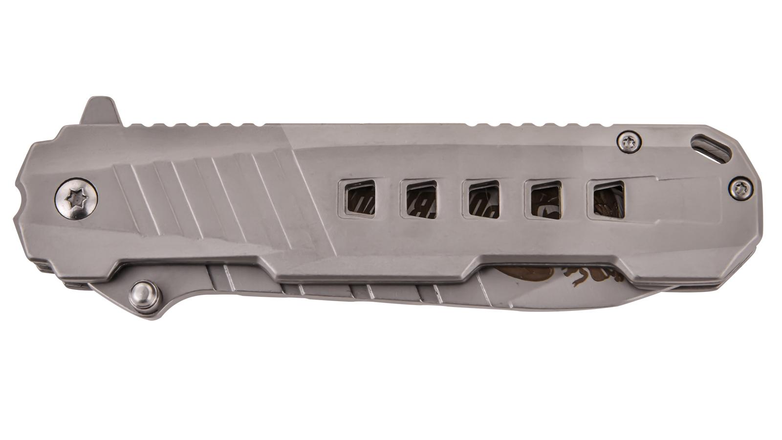 Тактический нож «Росгвардия - всегда на страже»