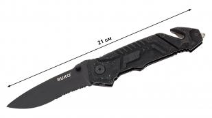 Тактический нож Ruko® Shark® 0144 Rescue Knife (Канада) - купить самовывозом