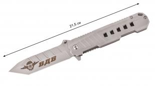 Тактический нож «ВДВ - Никто кроме нас»