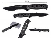 Тактический нож выживальщика RUI RK-31824 Fixed (Испания)