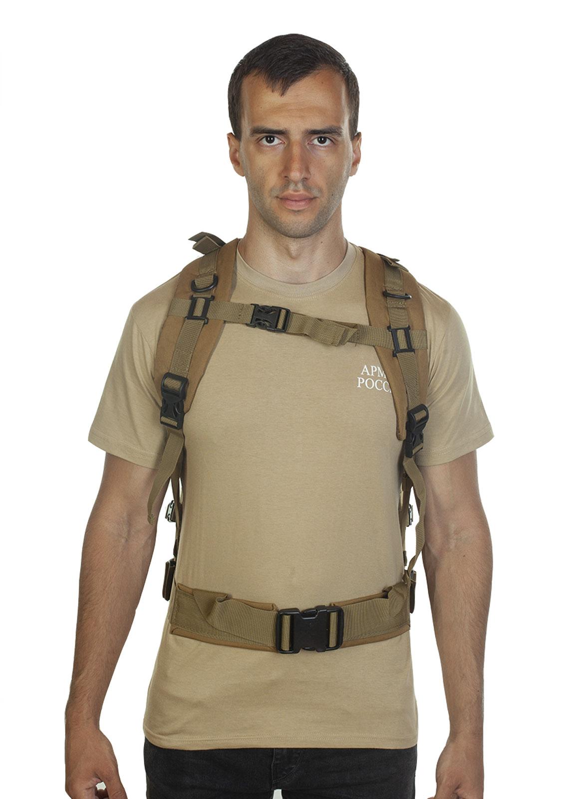 Тактический походный рюкзак BLACKHAWK