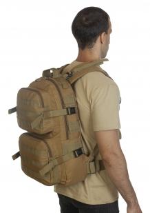 Тактический походный рюкзак BLACKHAWK - по низкой цене