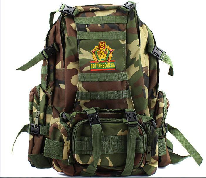 Тактический повседневный рюкзак Погранвойска US Assault - купить выгодно