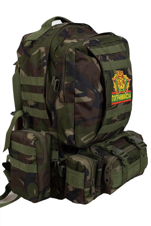 Тактический повседневный рюкзак Погранвойска US Assault - купить с доставкой