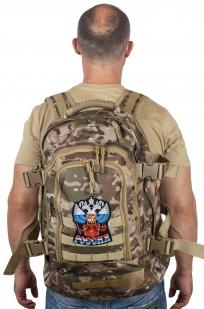 "Тактический ранец 3-Day Expandable Backpack 08002A OCP с эмблемой ""Россия"""