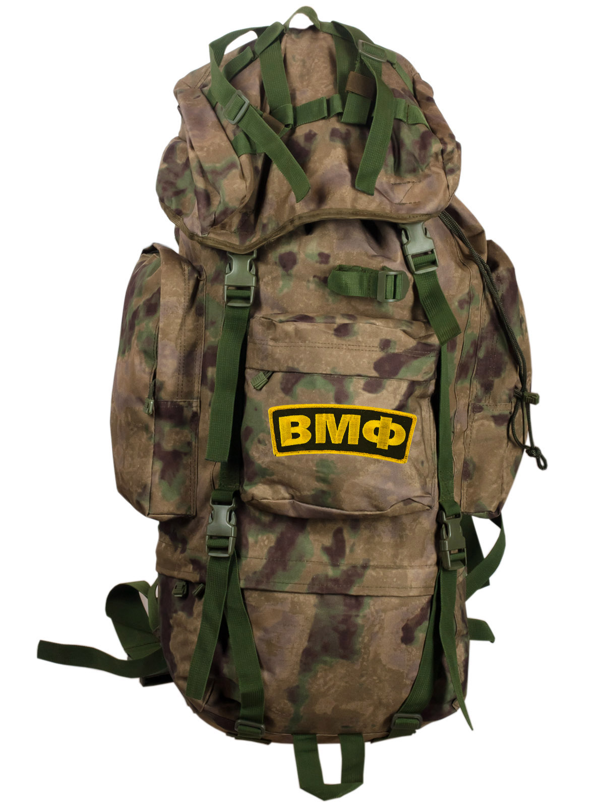Тактический ранец-рюкзак с нашивкой ВМФ - заказать с доставкой