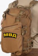 Тактический рейдовый рюкзак с нашивкой МВД - купить с доставкой