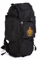 Тактический рюкзак 70 литров с эмблемой МВД
