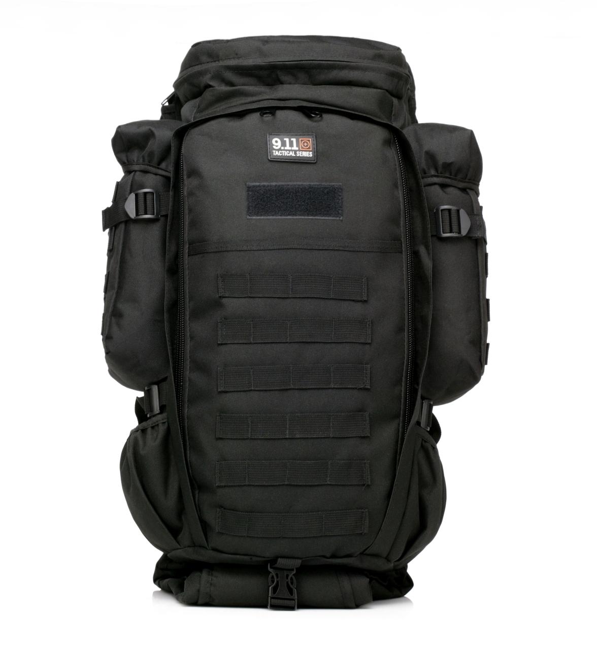 Тактический рюкзак 9.11 с отделением под карабин недорого