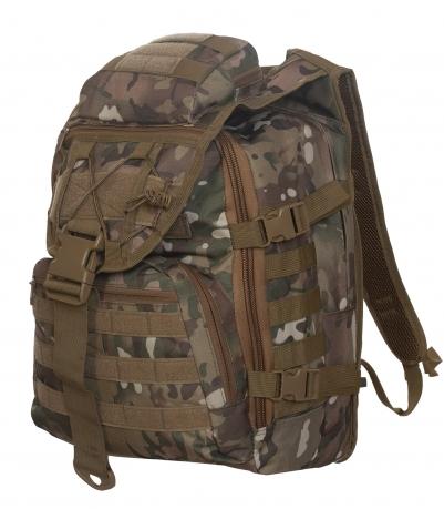 Тактический рюкзак для мужчин камуфляжа Multicam CP