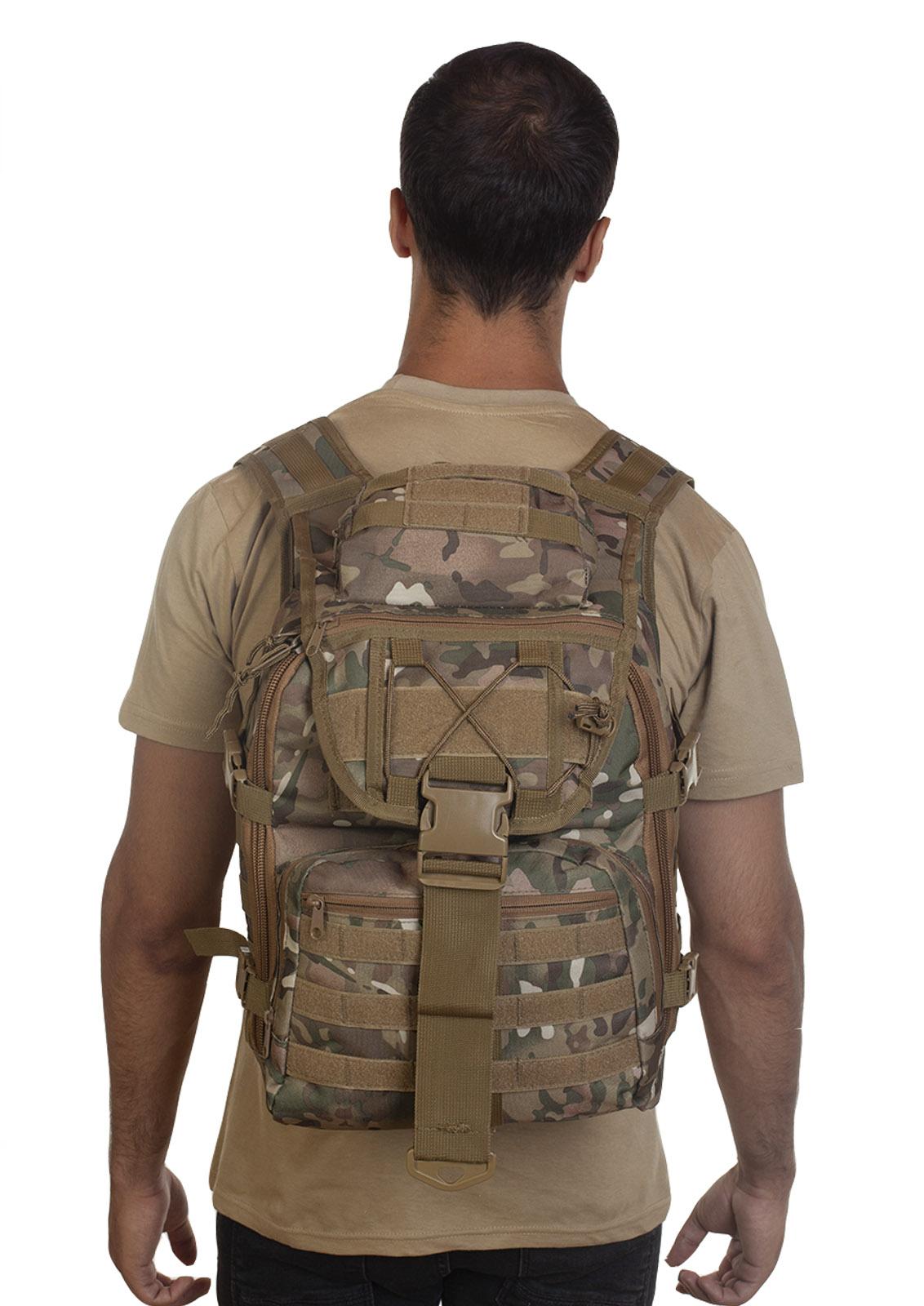 Тактический рюкзак для мужчин камуфляжа Multicam CP от Военпро