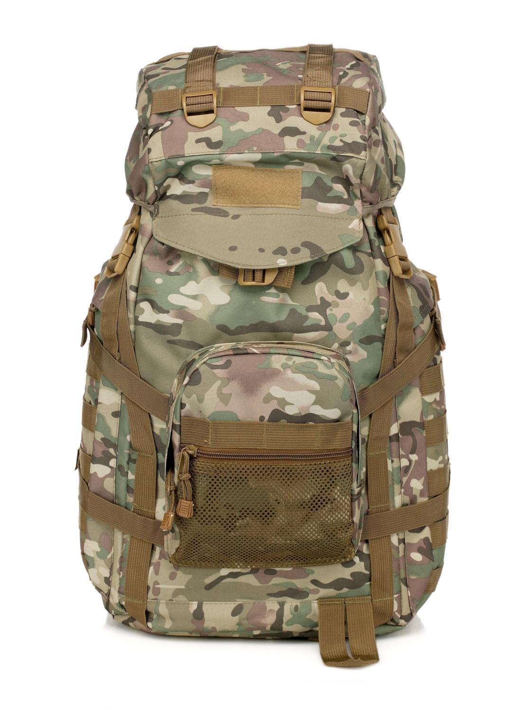 Тактический рюкзак для похода в лес MOLLE купить недорого