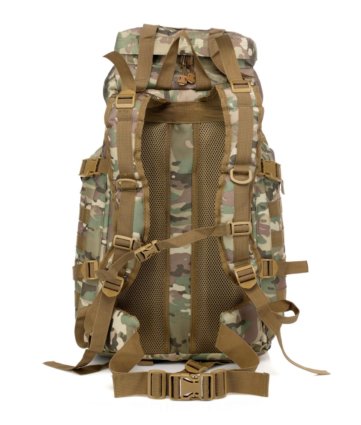 Тактический рюкзак для похода в лес MOLLE по выгодной цене