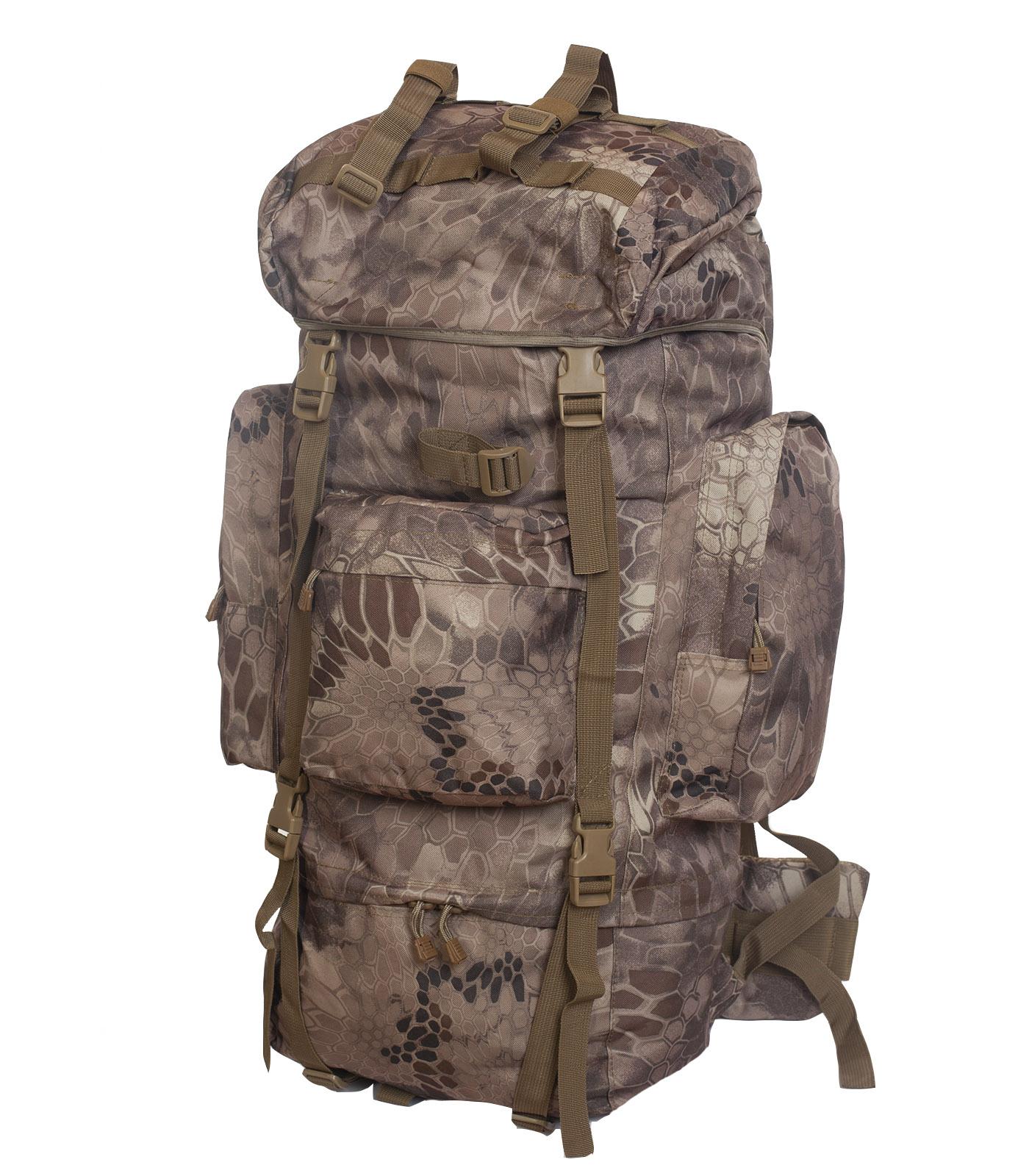 Тактический рюкзак для рыбалки камуфляжа Krуptek