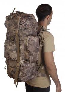 Тактический рюкзак для рыбалки камуфляжа Krуptek с доставкой по России