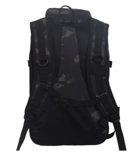 Тактический рюкзак камуфляжа Black Multicam - купить по выгодной цене