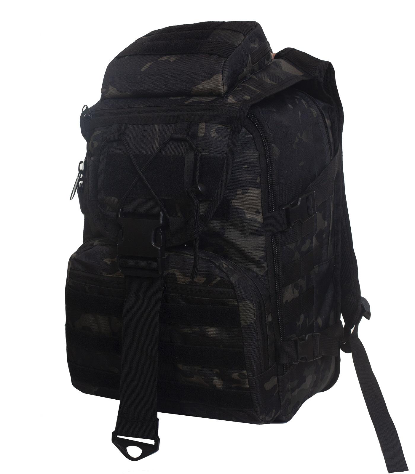 Тактический рюкзак камуфляжа Black Multicam (20 л)