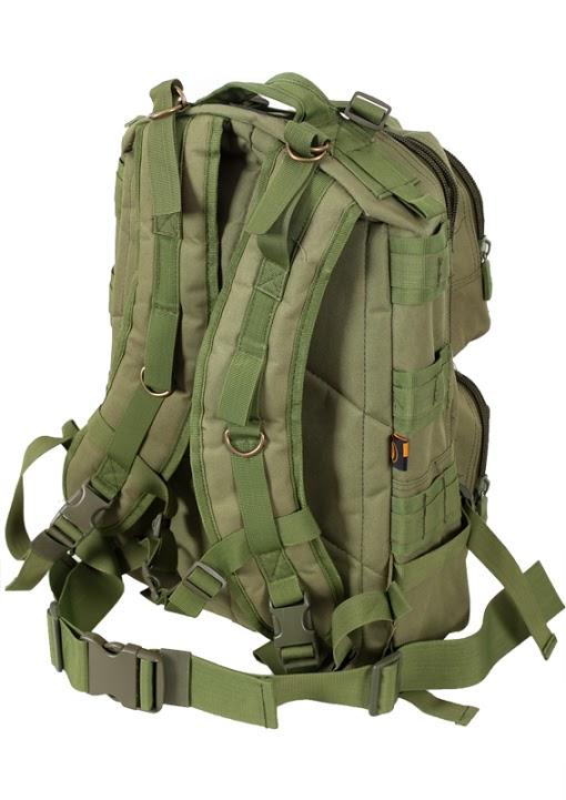 Тактический рюкзак НАТО хаки-олива