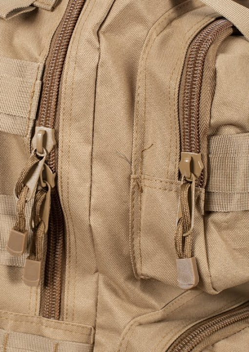 Тактический рюкзак НАТО хаки-песок