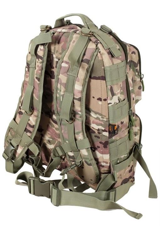 Тактический рюкзак НАТО камуфляж Multicam