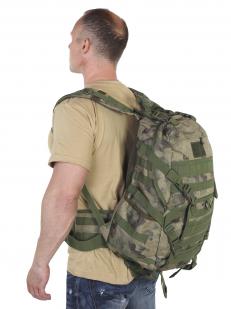 """Тактический рюкзак охотника под снаряжение (камуфляж Росгвардии """"Мох"""", )"""