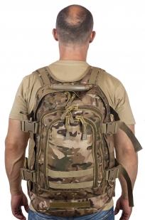 Купить тактический рюкзак разведчика 3-Day Expandable Backpack 08002B Multicam