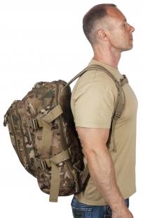Тактический рюкзак разведчика 3-Day Expandable Backpack 08002B Multicam с доставкой