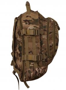 Тактический рюкзак разведчика 3-Day Expandable Backpack 08002B Multicam с эмблемой МВД оптом в Военпро