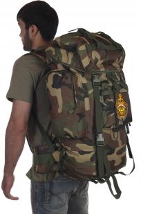 Тактический рюкзак рейдовый камуфляж CCE с эмблемой МВД заказать в Военпро