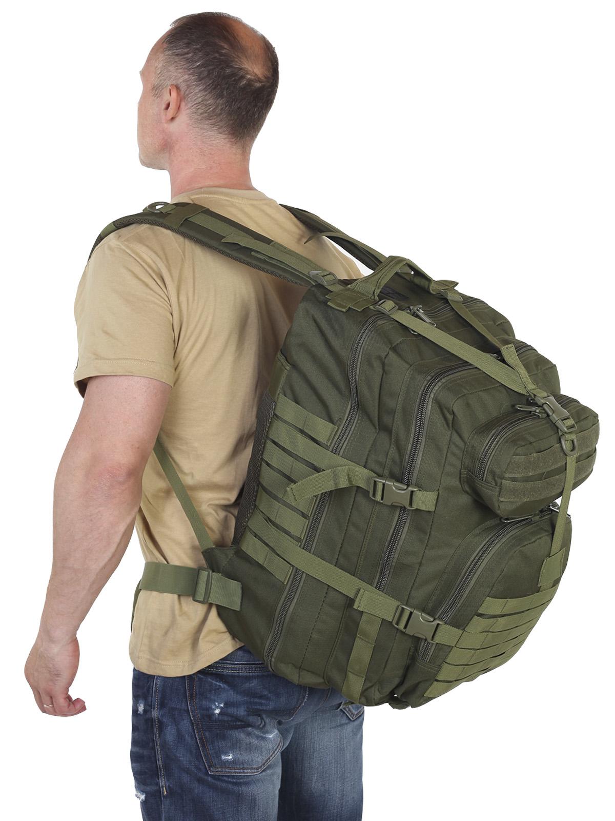 Недорого купить тактический рюкзак