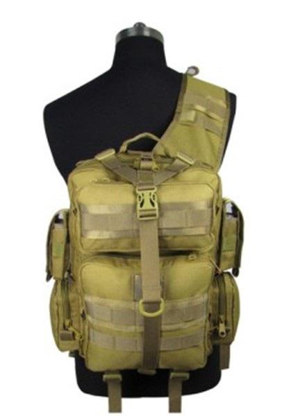 Тактический рюкзак TONGA хаки-олива
