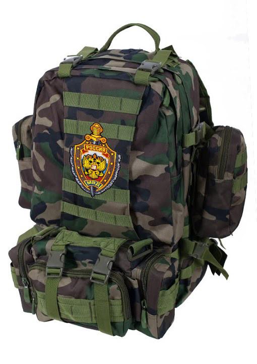 Тактический рюкзак US Assault французский камуфляж с эмблемой МВД