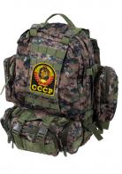 Тактический рюкзак US Assault камуфляж Marpat с эмблемой СССР
