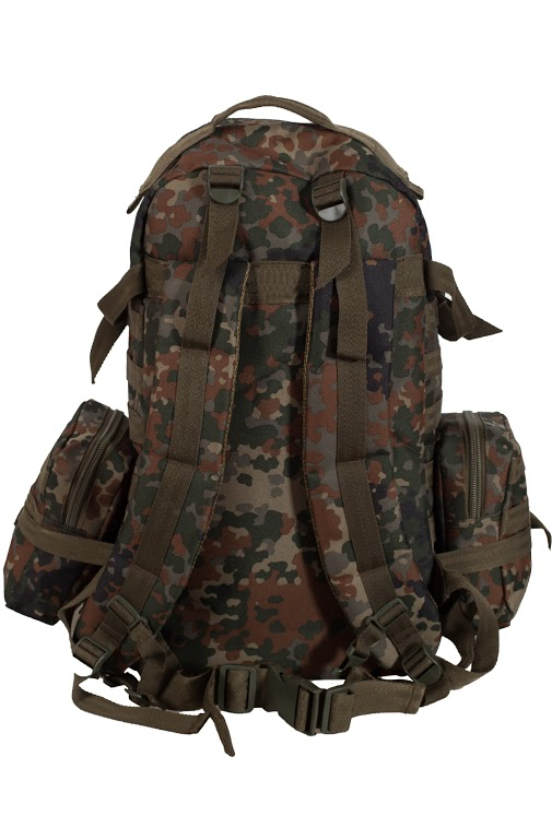 Тактический рюкзак US Assault немецкий камуфляж