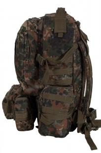 """Тактический рюкзак US Assault немецкий камуфляж с эмблемой """"Россия""""  оптом в Военпро"""