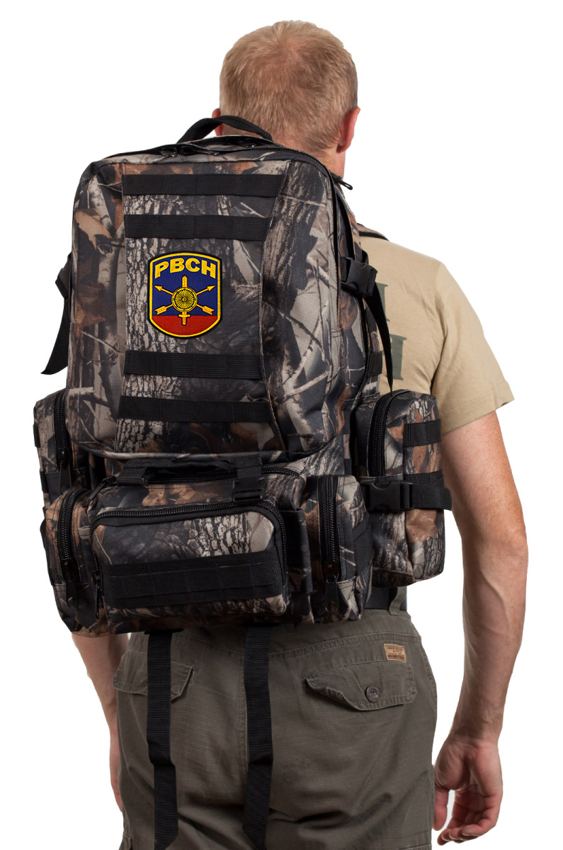 Тактический рюкзак US Assault с эмблемой РВСН - заказать оптом