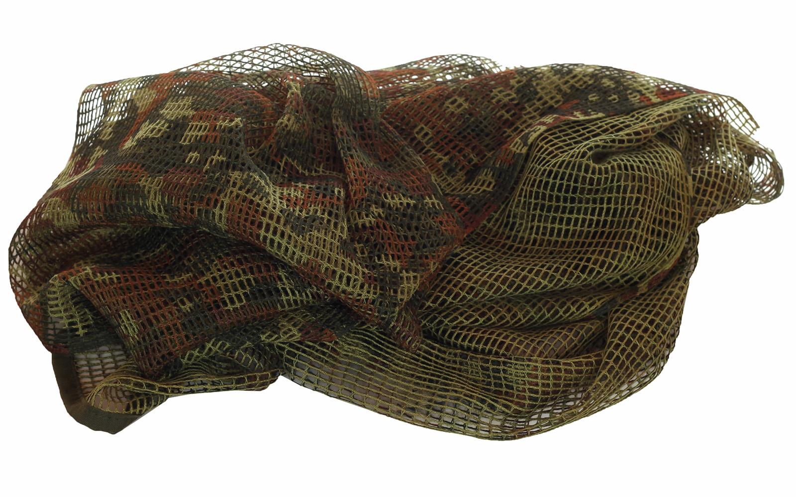 Тактический шарф-сетка по выгодной цене