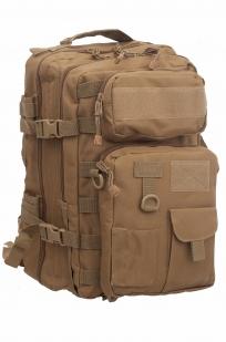 Купить тактический штурмовой рюкзак (хаки-песок)