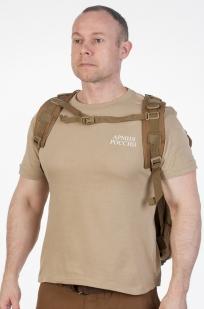 Тактический штурмовой рюкзак (хаки-песок) в интернет магазине