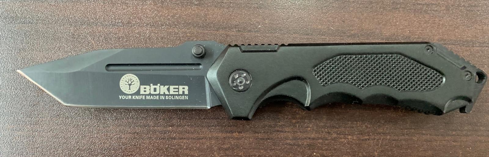 Тактический складной нож Boker