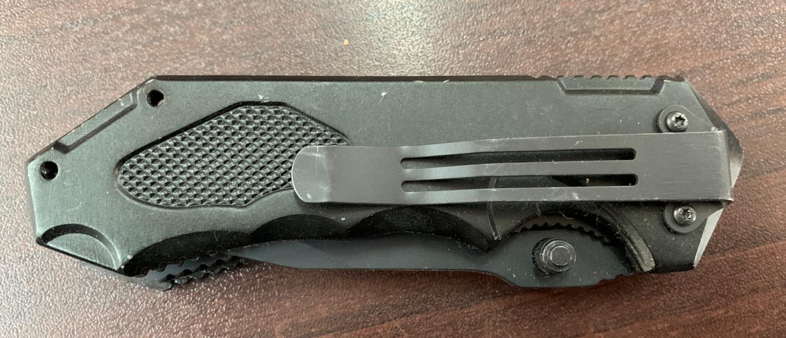 Тактический складной нож Boker с удобной рукояткой