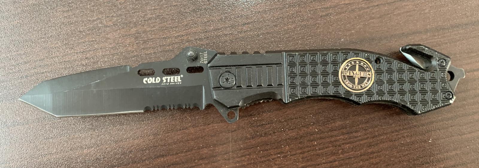 Тактический складной нож Cold Steel