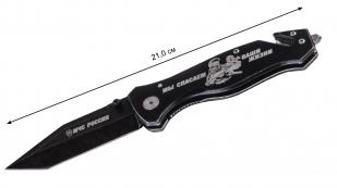 Тактический складной нож МЧС