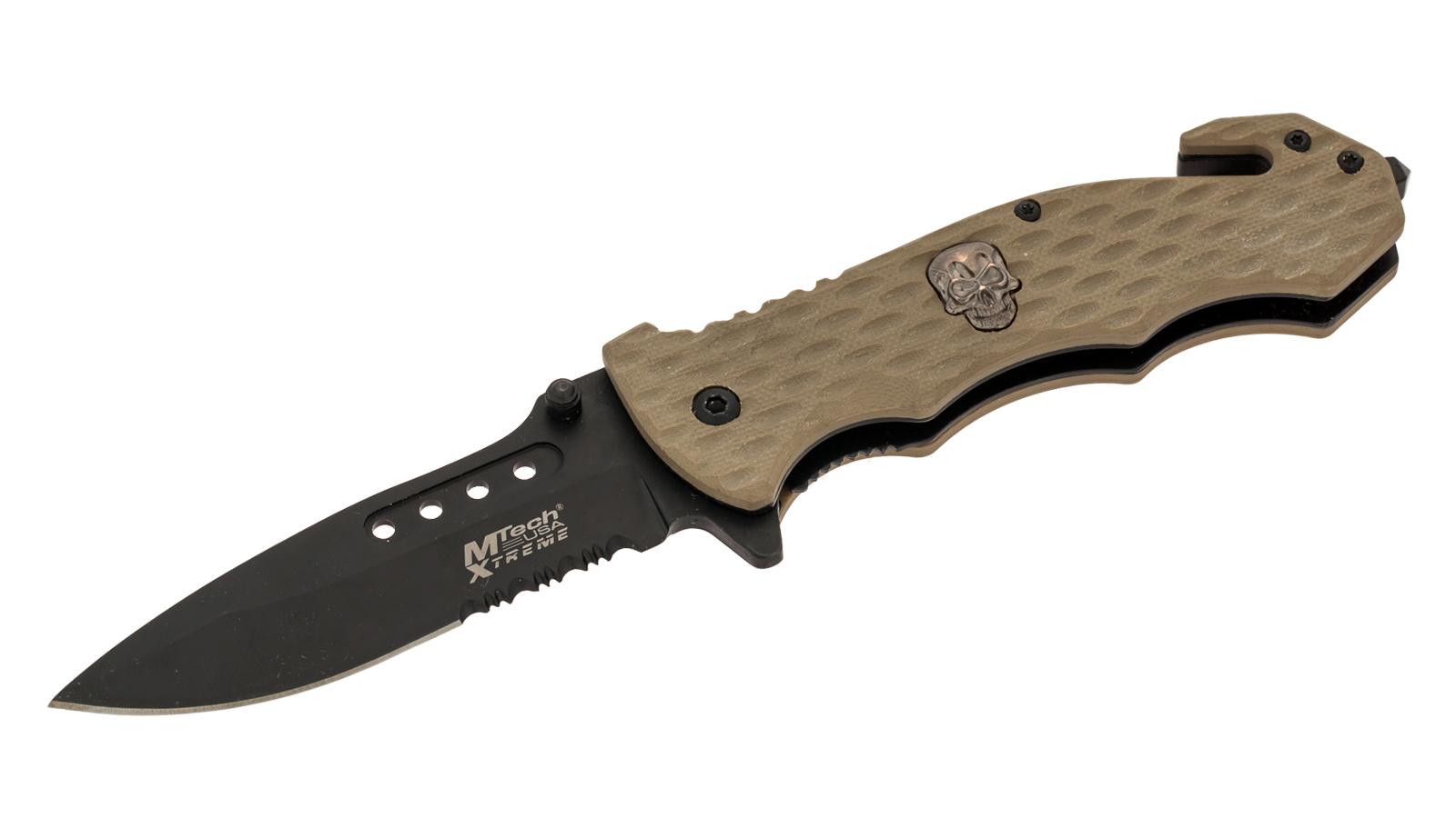 Тактический складной нож Mtech Xtreme MX-803TNP