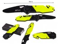 Тактический спасательный нож Fox Mtech USA Rescue Knife MT-478R (Италия)