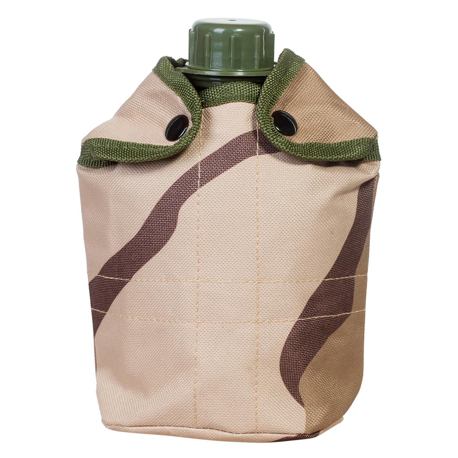 Купить термочехол на флягу, камуфляж 3-Color Desert Camo
