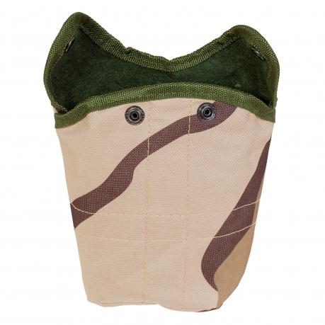 Тактический термочехол на флягу (камуфляж 3-Color Desert Camo)