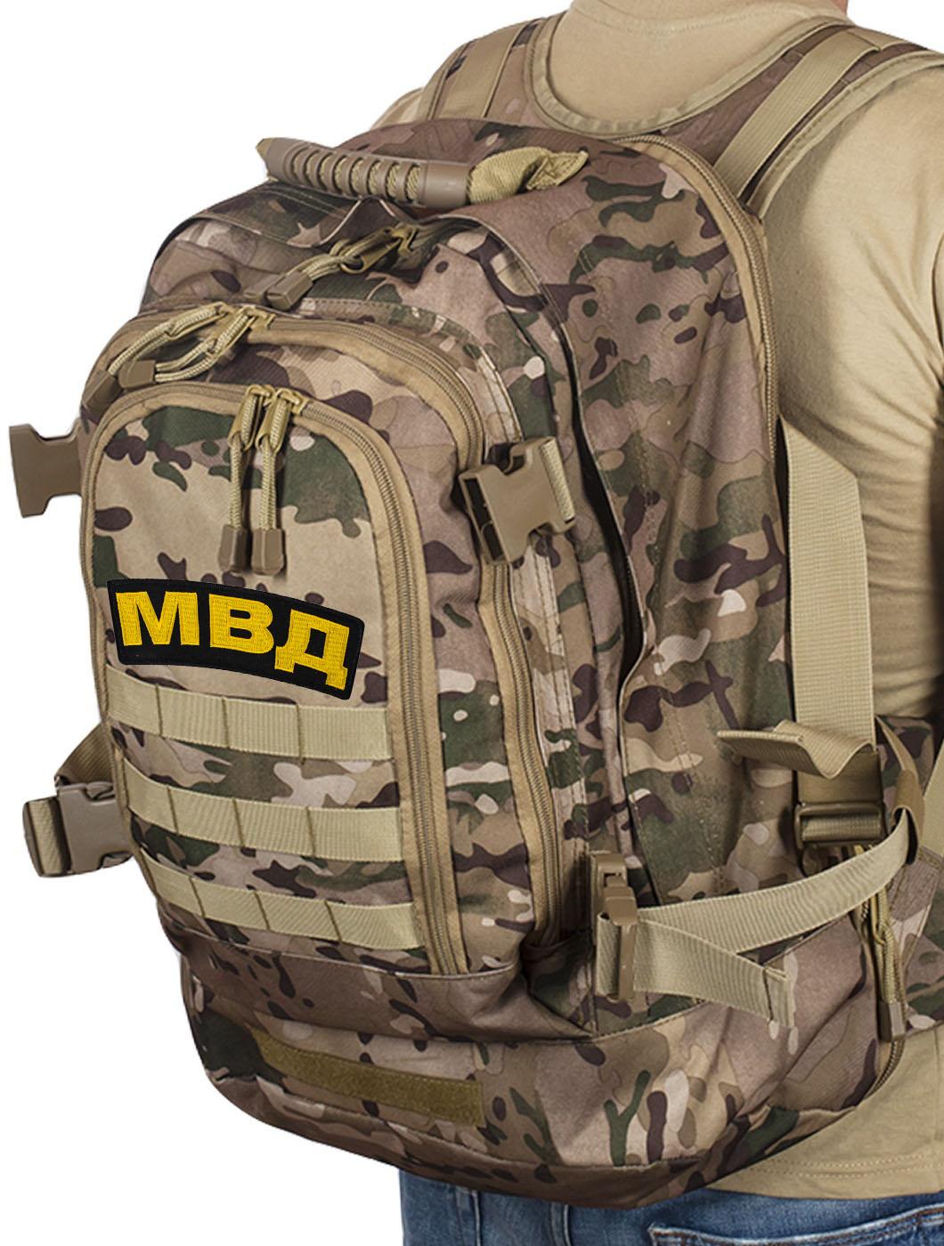 Тактический трехдневный рюкзак МВД - купить выгодно