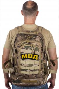 Тактический трехдневный рюкзак МВД  купить с доставкой