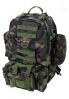 Тактический трехдневный рюкзак с эмблемой Охотничьих войск